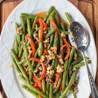 Honey Walnut Green Beans Recipes
