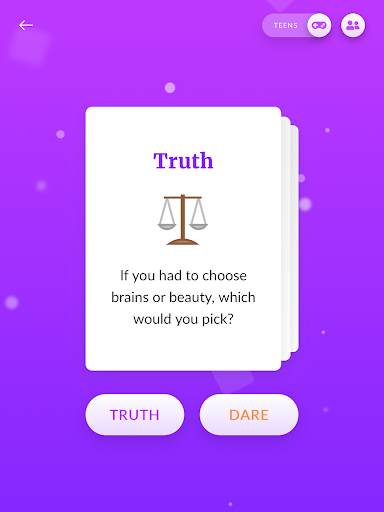 Truth or Dare 2.0.6 screenshots 5