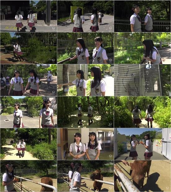 (TV-Variety)(720p) (NMB48) Pokupoku Hyakkei Mogumogu Tabi ep40 ep41