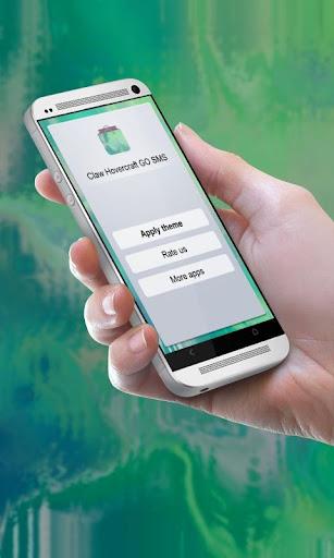 クローホバークラフト GO SMS