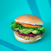 The Avo-Beet Burger