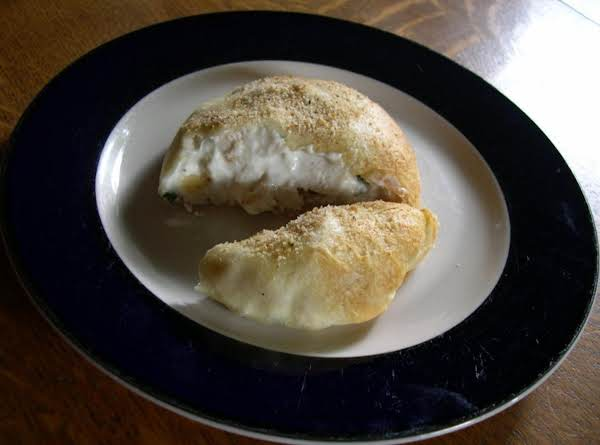 Crescent Chicken Pockets Recipe