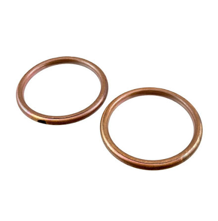 Copper Exhaust Ring Gaskets