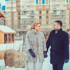 Wedding photographer Nadezhda Sorokina (Megami). Photo of 21.01.2015
