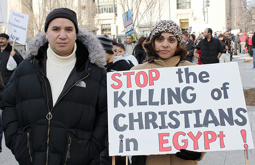 Egyptian Muslims paid for every Christian girl taken into slavery