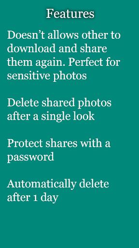 Secret Share for WhatsApp etc. screenshot 1