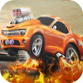 Turbo Hot Speed Car Racing 3D
