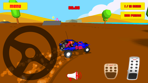 Baby Car Fun 3D - Racing Game 11 screenshots 1