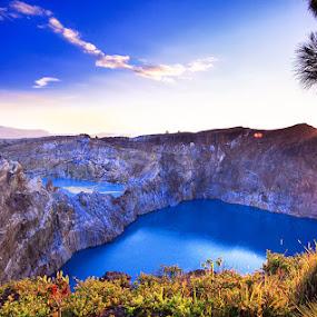 :: the lake :: by Eddy Due Woi - Landscapes Mountains & Hills ( flores, travel, landscape )