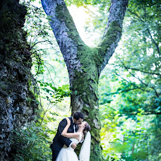 Wedding photographer Barbara Modras (modras). Photo of 23.11.2014