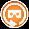 VidVR Cardboard VR Player icon
