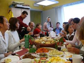 Photo: Праздничное застолье - Feestmaal