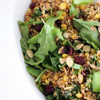 Arugula Couscous Salad