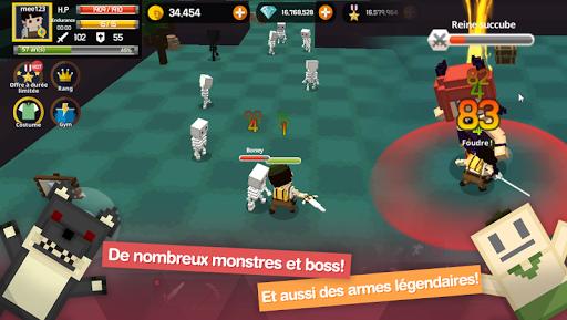 Télécharger Gratuit Pocket World VIP: Island of Exploration mod apk screenshots 5
