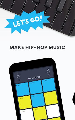 Hip Hop Drum Pads 24 - Music Maker Drum Pad screenshot 11