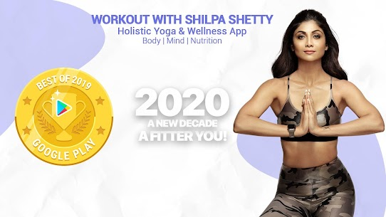 Shilpa Shetty – Yoga, Fitness, Exercise & Diet App Download For Android and iPhone 8