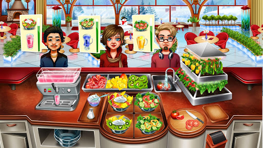 Cooking Fest : Fun Restaurant Chef Cooking Games  {cheat|hack|gameplay|apk mod|resources generator} 4