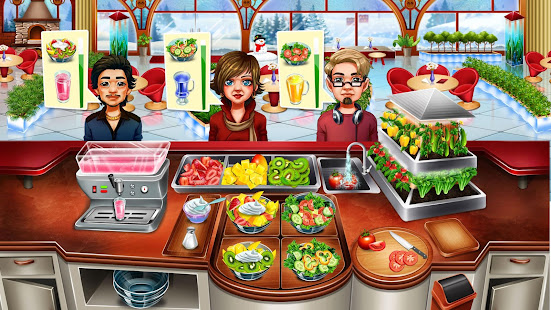 Game Cooking Fest : Restaurant Cooking Games for Girls APK for Windows Phone