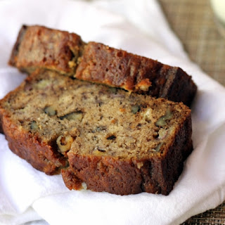 The Best Banana Nut Bread.