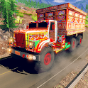 Asian Truck Simulator 2021: Truck Driving Games icon