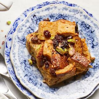 Raisin-Cardamom Overnight French Toast Recipe