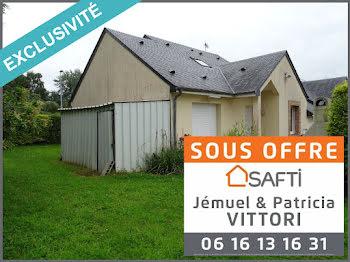 maison à Le Bourgneuf-la-Forêt (53)