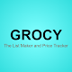 Grocy : Groceries list maker and Price Tracker for PC-Windows 7,8,10 and Mac