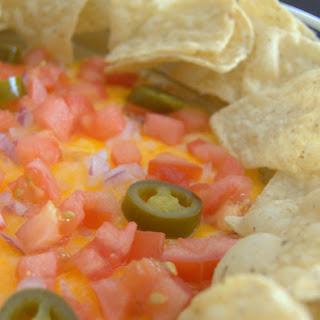 Taco Dip ~ The Secret Recipe Club.
