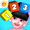 Preschool Learning Numbers 123 icon