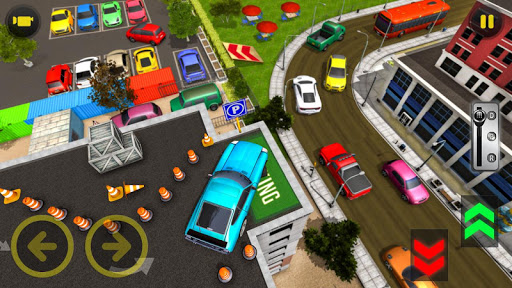 Modern Car Parking Simulator - Car Driving Games filehippodl screenshot 7