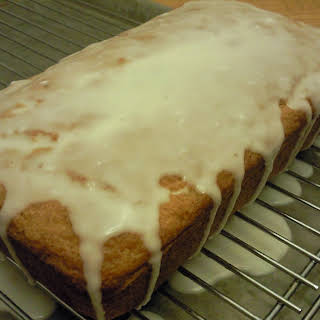 "Pomelo Yogurt Cake (""pound cake"")."