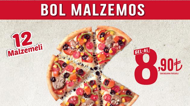 """Domino""""s Pizza Türkiye GooglePlus  Marka Hayran Sayfası"""