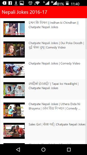 Nepali Jokes