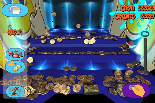 Penny Arcade Coin Dozer cash  screenshots 17