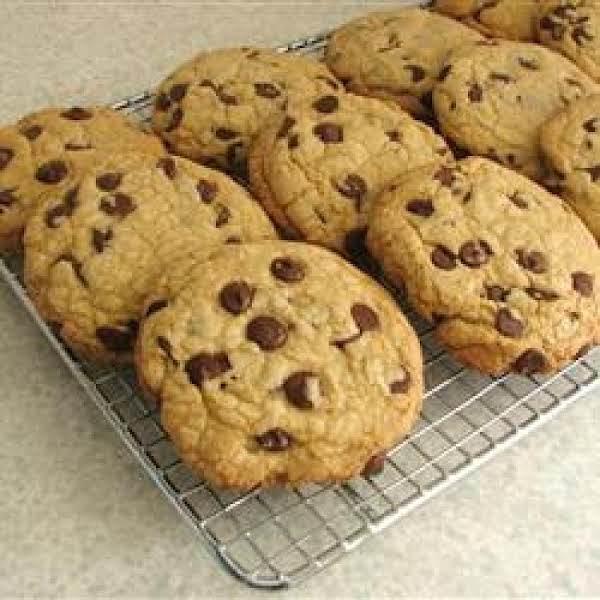 Elegant Chocolate Chip Cookies