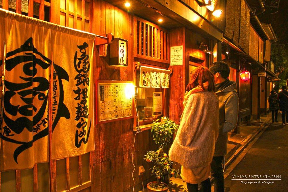 Visitar o BAIRRO DE GION, um passeio pelo bairro mais tradicional de Quioto | Japão