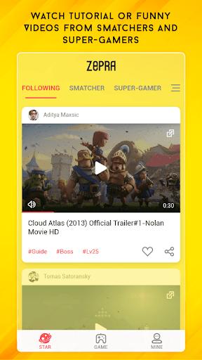 Zepra - Cloud Gaming Lounge 1.1.5.9 screenshots 4