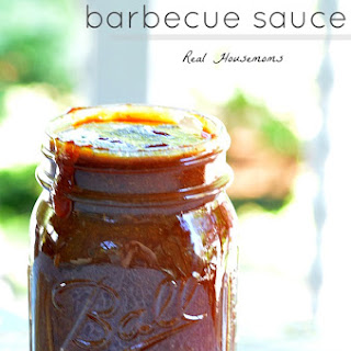 Sweet and Tangy Barbecue Sauce.