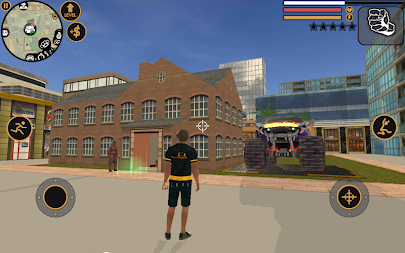 Vegas Crime Simulator APK screenshot thumbnail 7