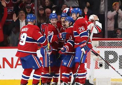 NHL: Washington remporte le match au sommet face à Montréal