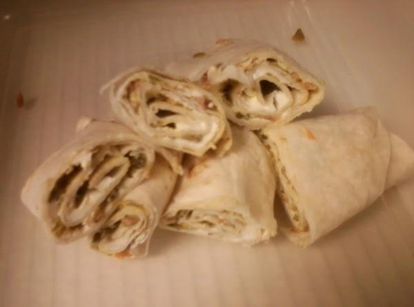 Jalapeno Bacon Tortilla Roll Ups Recipe