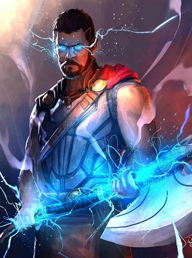 Superhero Thor Wallpaper Hd Apk Download Apkpureco