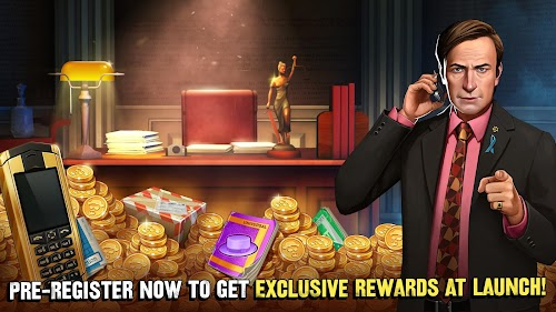 Screenshot 1 Breaking Bad: Criminal Elements 1.2 APK MOD