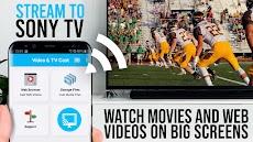 Video & TV Cast | Sony TV - Stream Free Moviesのおすすめ画像1