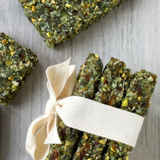 Raw Hemp Algae Bars