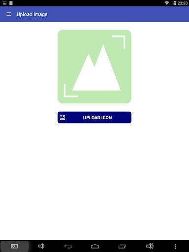 Icon Crop App