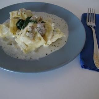 Mushroom Ricotta Ravioli Recipes