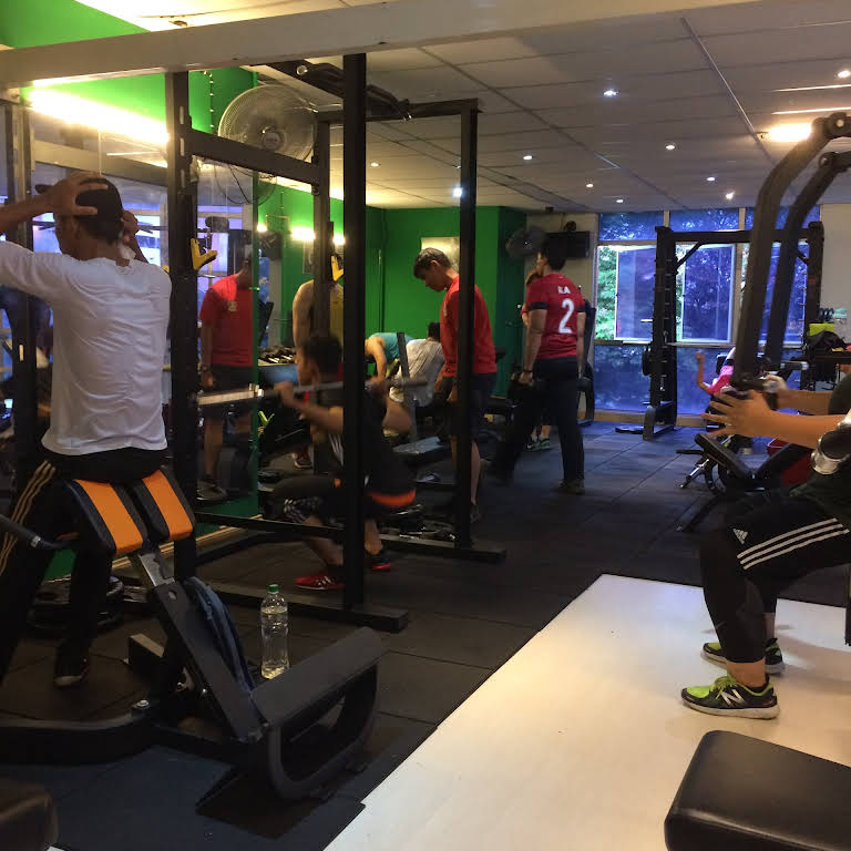 Activate fitness gymnasium gym in maluri