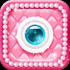 Stylish Camera Beauty Frames icon