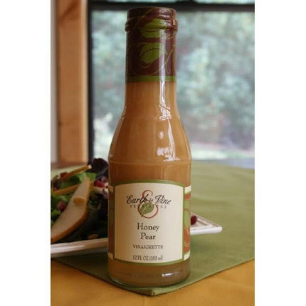Honey Pear Vinaigrette